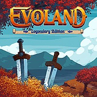 Okładka Evoland: Legendary Edition (Switch)
