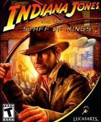 Okładka Indiana Jones and the Staff of Kings (PS2)