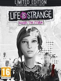 Game Box for Life is Strange: Before the Storm (PC)