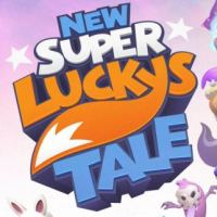 Game Box for New Super Lucky's Tale (XONE)