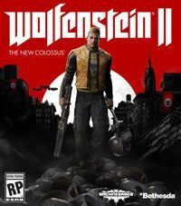 Game Box for Wolfenstein II: The New Colossus (PC)