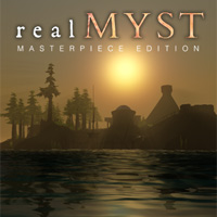 Okładka realMYST: Masterpiece Edition (PC)