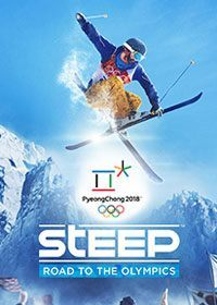 Okładka Steep: Road to the Olympics (PC)