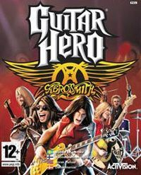Game Box for Guitar Hero: Aerosmith (PS2)