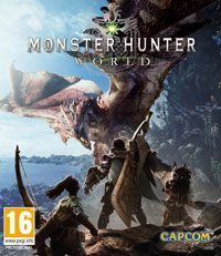Game Box for Monster Hunter: World (PC)