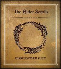Game Box for The Elder Scrolls Online: Clockwork City (PC)
