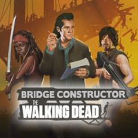 Game Box for Bridge Constructor: The Walking Dead (PS5)