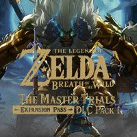Okładka The Legend of Zelda: Breath of the Wild - Master Trials (WiiU)