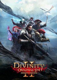 Okładka Divinity: Original Sin II - Definitive Edition (PS4)