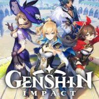 Game Box for Genshin Impact (PC)