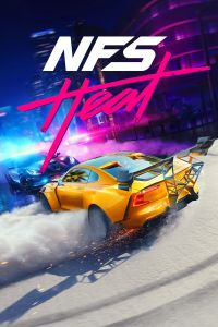 Game Box for Need for Speed: Heat (PC)