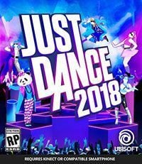 Game Box for Just Dance 2018 (PS3)