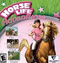 Game Box for Horse Life Adventures (Wii)
