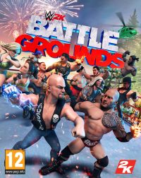 Game Box for WWE 2K Battlegrounds (PC)