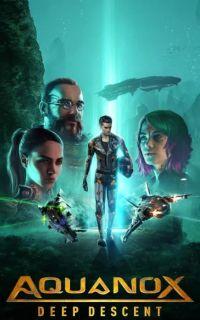 Okładka Aquanox: Deep Descent (PC)