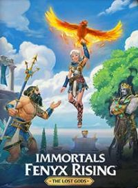 Okładka Immortals: Fenyx Rising - The Lost Gods (PC)