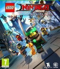 Game Box for The LEGO Ninjago Movie Video Game (PC)