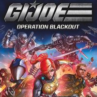 Game Box for G.I. Joe: Operation Blackout (PS4)