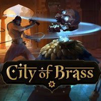 Okładka City of Brass (PC)