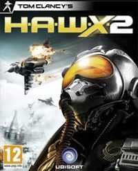 Game Box for Tom Clancy's H.A.W.X. 2 (PC)