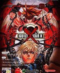 Okładka Guilty Gear X (PS2)