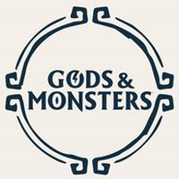 Okładka Gods & Monsters (PS4)