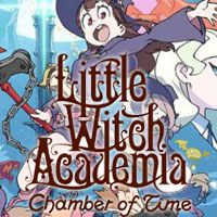 Game Box for Little Witch Academia: Chamber of Time (PC)