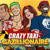 Crazy Taxi Gazillionaire (iOS cover