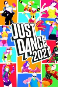 Game Box for Just Dance 2021 (Switch)