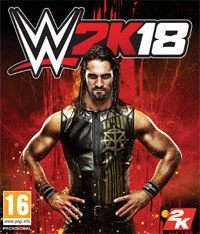 Game Box for WWE 2K18 (PC)