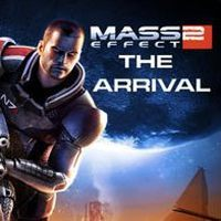 Mass Effect 2: The Arrival (PC cover