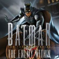 Okładka Batman: The Telltale Series - The Enemy Within (PS4)