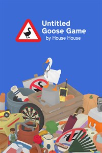 Game Box for Untitled Goose Game (PC)