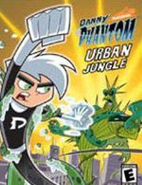 Okładka Danny Phantom: Urban Jungle (GBA)