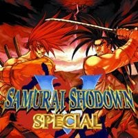 Game Box for Samurai Shodown V Special (PS4)