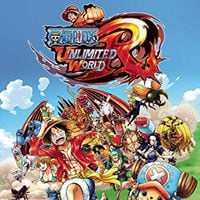 Okładka One Piece: Unlimited World Red Deluxe Edition (Switch)