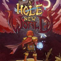 A Hole New World (Switch cover