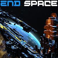 Game Box for End Space (PS4)