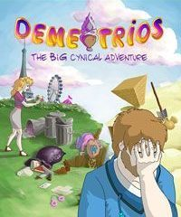Game Box for Demetrios: The BIG Cynical Adventure (XONE)