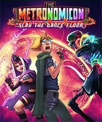 Game Box for The Metronomicon: Slay the Dance Floor (PS4)