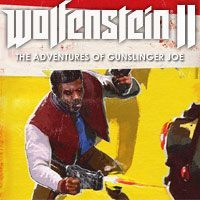 Game Box for Wolfenstein II: The New Colossus - The Adventures of Gunslinger Joe (PC)