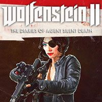 Okładka Wolfenstein II: The New Colossus - The Diaries of Agent Silent Death (PC)
