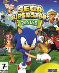 Sega Superstars Tennis cover