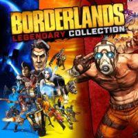 Okładka Borderlands Legendary Collection (PS4)