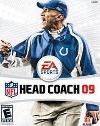 Okładka NFL Head Coach 09 (X360)