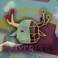 Game Box for Playerless: One Button Adventure (PC)