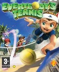 Okładka Hot Shots Tennis: Get a Grip (PSP)