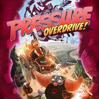 Okładka Pressure Overdrive (PS4)