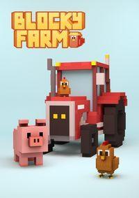 Okładka Blocky Farm (AND)