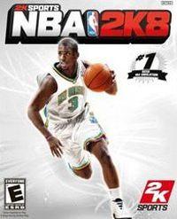 Okładka NBA 2K8 (PS3)